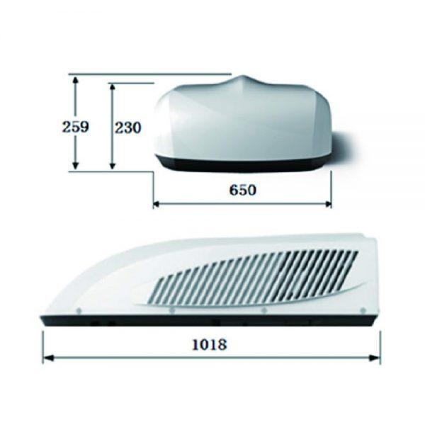 GREE Shark-ilmastointilaite