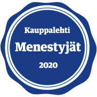 Kauppalehti - menestyjät 2020
