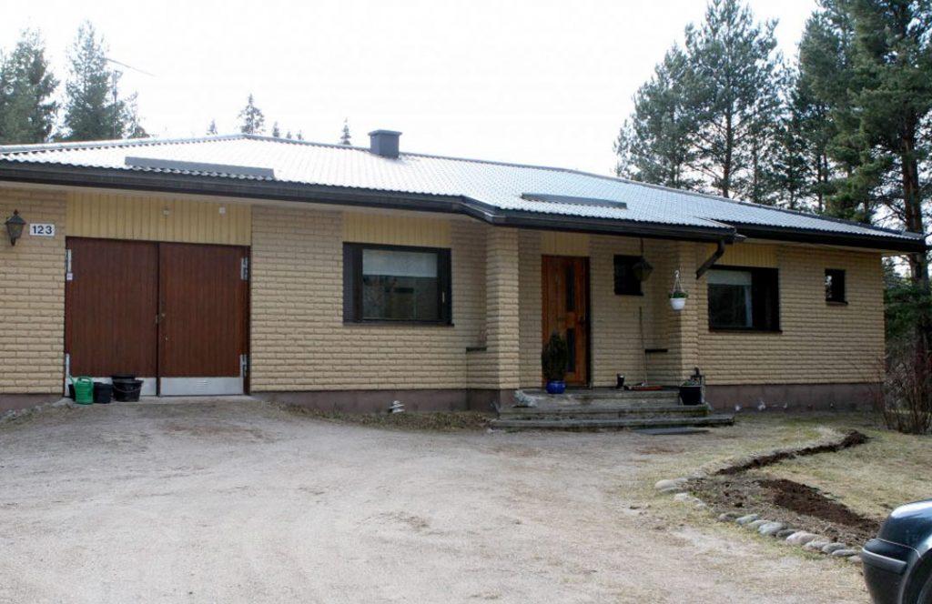 Maalämpö, Salo Ojainen
