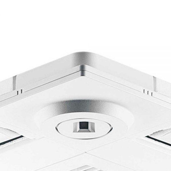 SLZ-kattomallisarjan ilmalampopumppu