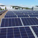 Aurinkopaneelien asennus teollisuuskiinteistöön: Salo