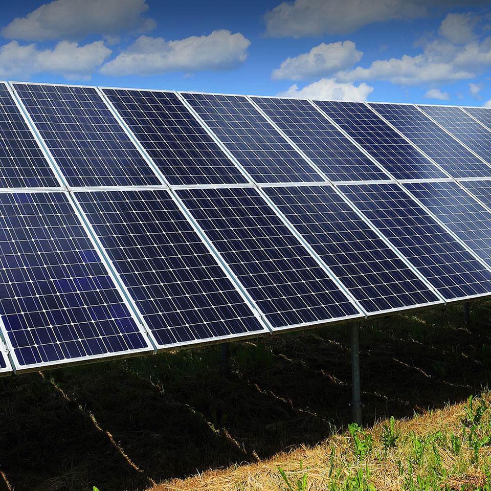 Aurinkopaneelien toimintaperiaate
