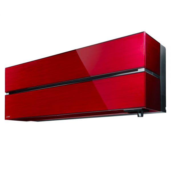 Ilmalämpöpumppu: Mitsubishi Electric MSZ-LN: Punainen