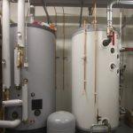Maalämpö: Lämminvesivaraajat