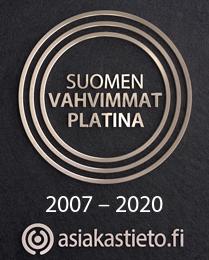Suomen vahvin 2007-2020